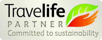 Awarded travelife partner